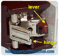 Image of Oster Classic 76 Hinge & Lever